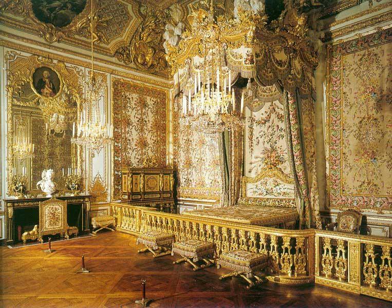 Marie antoinette la femme et les arts for Chambre de la reine