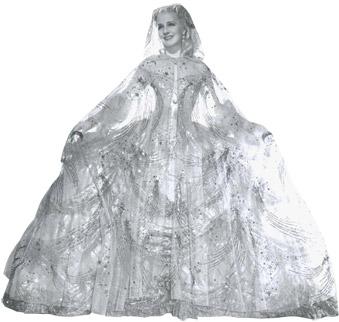 Piéces authentiques et les reconstitutions modernes Shearer-robe